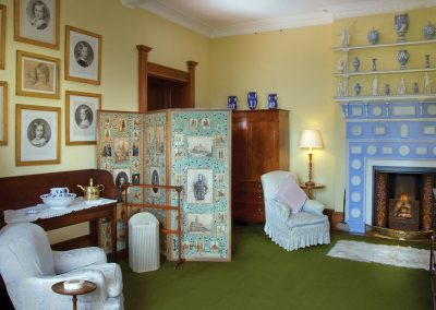 THE WEDGWOOD DRESSING ROOM